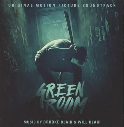Will Blair & Brooke Blair - Green Room - OST (CD)