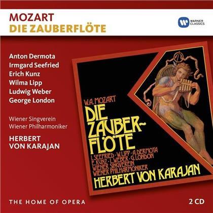 Anton Dermota, Irmgard Seefried, Erich Kunz, Wilma Lipp, Ludwig Weber, … - Die Zauberflöte - 1952 (Remastered, 2 CDs)