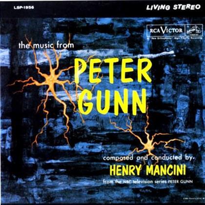 Henry Mancini - Music From Peter Gunn - Orange Vinyl (Colored, LP)