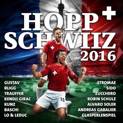 Hopp Schwiiz - Various 2016 (2 CDs)
