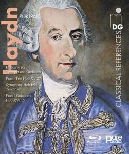 Joseph Haydn (1732-1809) - Haydn Portrait - Bluray Pure Audio - Only Bluray!