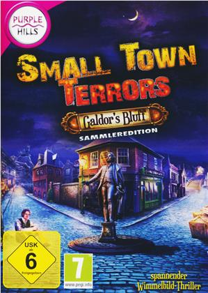 Small Town Terrors - Galdors Bluff
