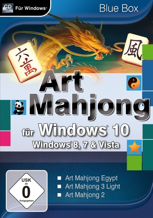 Art Mahjong für Windows 10
