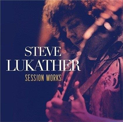 Steve Lukather (Toto) - Session Works (Japan Edition)