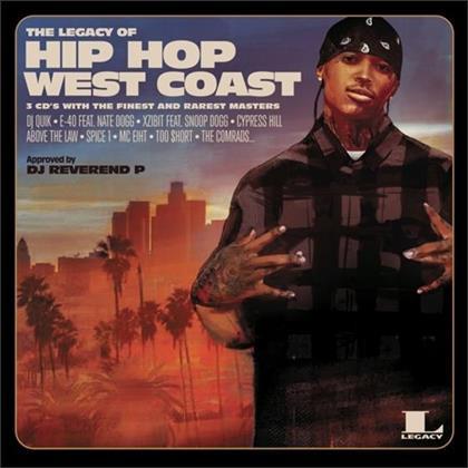 Legacy Of Hip Hop West Coast (3 CDs)