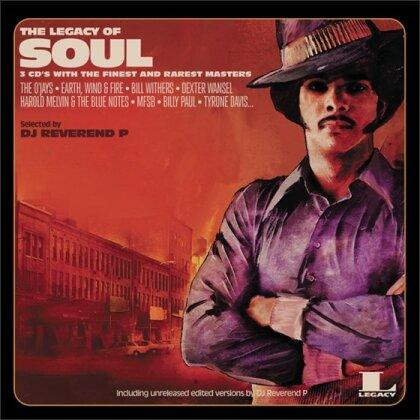 Legacy Of Soul (3 CDs)