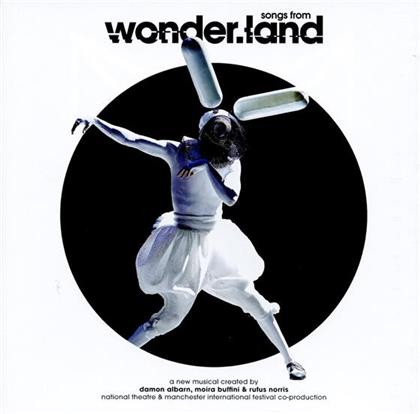 Damon Albarn (Blur/Gorillaz), Rufus Norris & Moira Buffini - Songs From Wonder.Land - OST (CD)