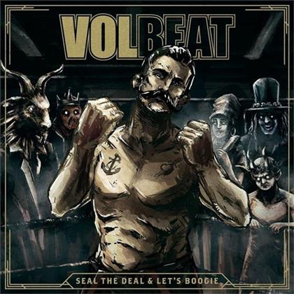 Volbeat - Seal The Deal & Let's Boogie - (Limited Deluxe Set) (2 CDs)