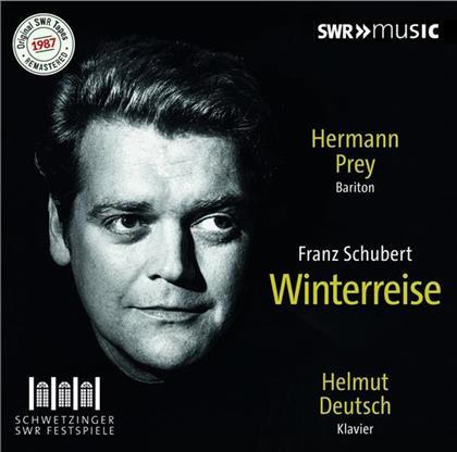 Franz Schubert (1797-1828), Hermann Prey & Helmut Deutsch - Winterreise