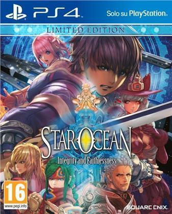Star Ocean: Integrity and Faithlessness (Édition Limitée)