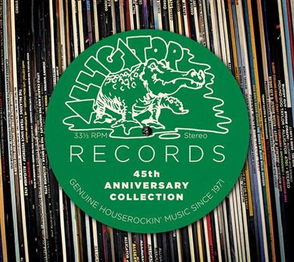 Alligator Records - 45th Anniversary Collection (2 CDs)