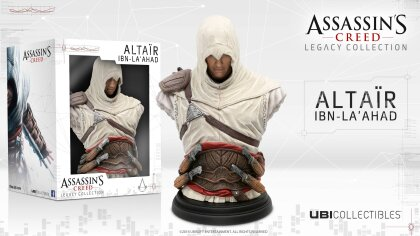 Assassin's Creed Bust Altair Figure