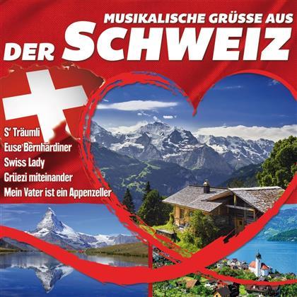 Musikalische Grüsse Aus Der Schweiz (2 CDs)