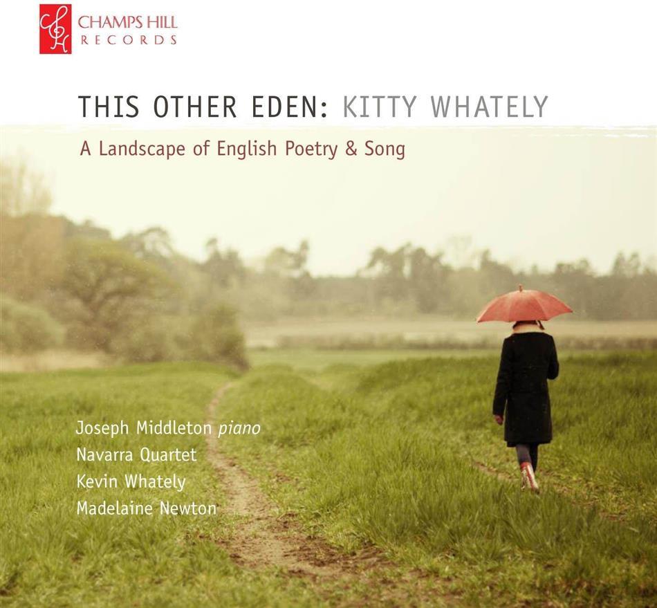 "Navarra Quartet, Kevin Whately, Madelaine Newton, Kitty Whately & Joseph Middleton - This Other Eden: Kitty Whately - A Landscape Of English Poetry & Song (12"" Maxi)"