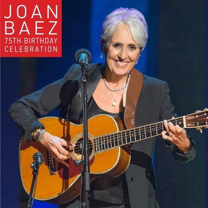 Joan Baez - 75th Birthday Celebration (Limited Edition, 2 CDs + DVD)