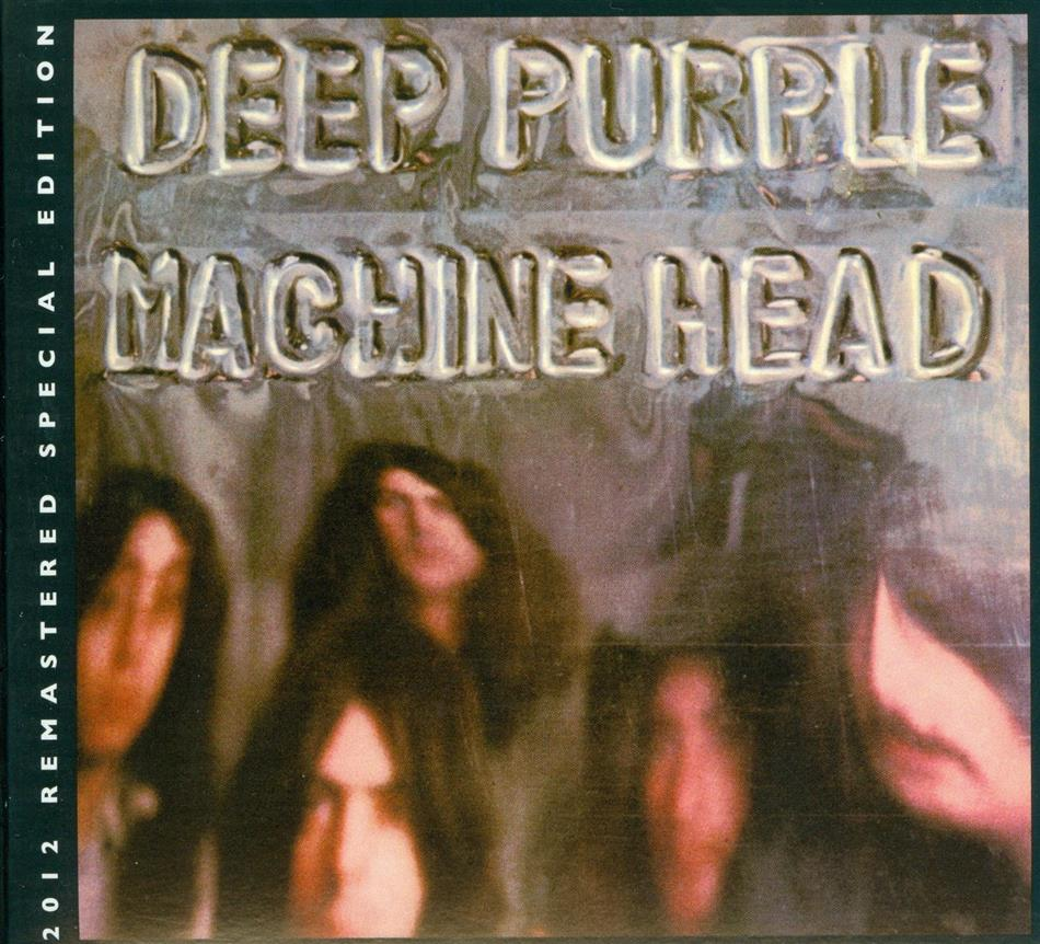 Deep Purple - Machine Head (40th Anniversary Edition, 2 CDs)
