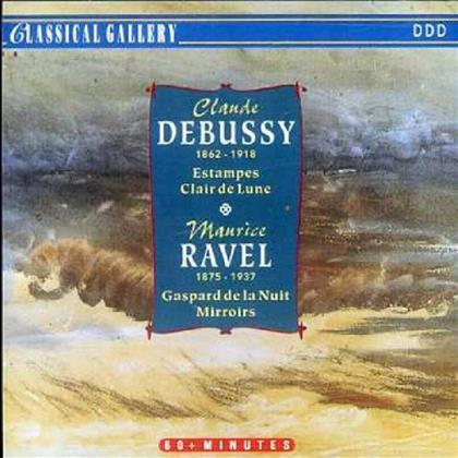 Claude Debussy (1862-1918) & Maurice Ravel (1875-1937) - Piano Works