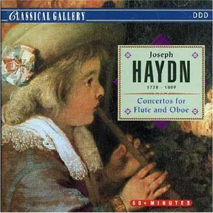 Joseph Haydn (1732-1809) - Concertos For Flute & Obo