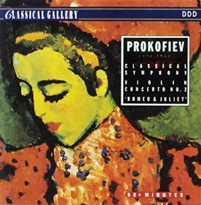 Serge Prokofieff (1891-1953) - Classical Symphony