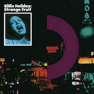Billie Holiday - Strange Fruit - Violet Vinyl (Colored, LP)