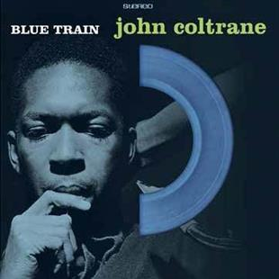 John Coltrane - Blue Train - DOL, Blue Vinyl (Colored, LP)