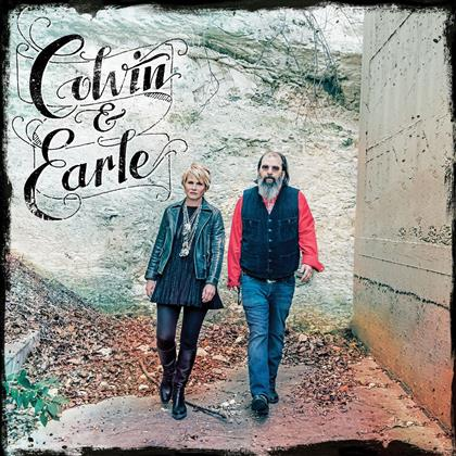 Shawn Colvin & Steve Earle - Colvin & Earle (LP)