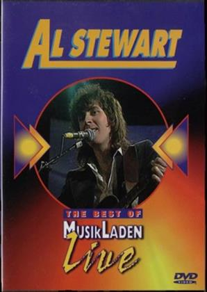 Al Stewart - Live At Musicladen 1979 (Deluxe Edition, Inofficial)