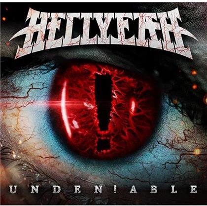 Hellyeah - Unden!Able (Deluxe Edition)