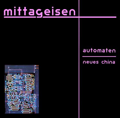 "Mittageisen - Automaten (Limited Edition, 12"" Maxi)"