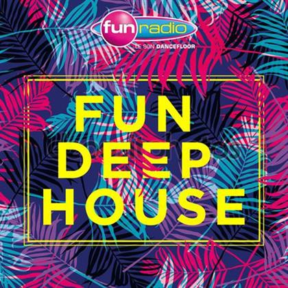 Fun Deep House - Various - Fun Radio (3 CDs)