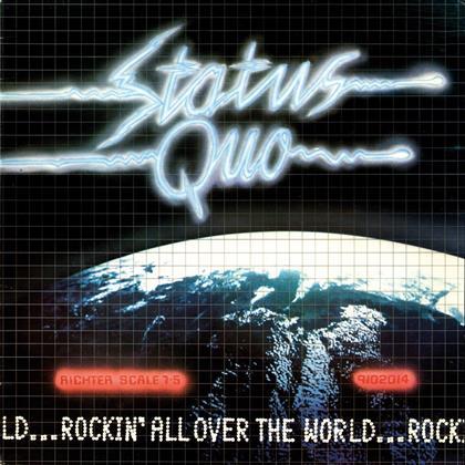 Status Quo - Rockin' All Over The World - RSD 2016/John Eden Remix (2 LPs)