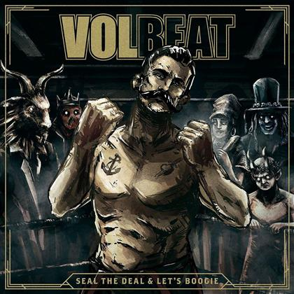 Volbeat - Seal The Deal & Let's Boogie - US Edition (2 LPs + Digital Copy)