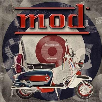 Mod The Early Years - Various - Blue Vinyl, Limited Edition (Remastered, Colored, 2 LPs)