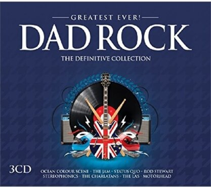 Dad Rock - Greatest Ever (3 CDs)