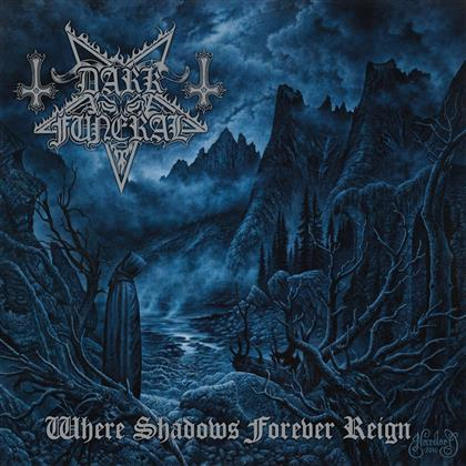 Dark Funeral - Where Shadows Forever Reign - Limited US Digipack Edition