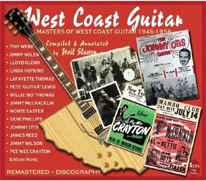 West Coast Guitar (4 CDs)