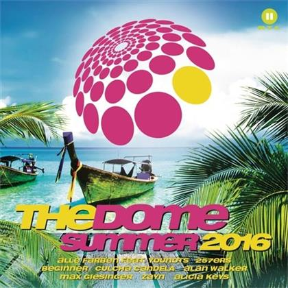 The Dome - Summer 2016 (2 CDs)