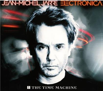 Jean-Michel Jarre - Electronica 1 - The Time Machine (Standard Edition)