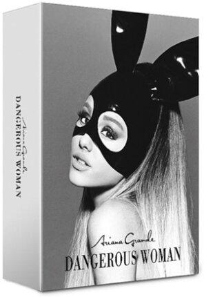 Ariana Grande - Dangerous Woman - Limited Deluxe Boxset incl. Sleeping Mask & Bag