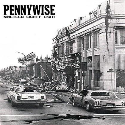 Pennywise - Nineteen Eighty Eight - Green Vinyl (Colored, LP)