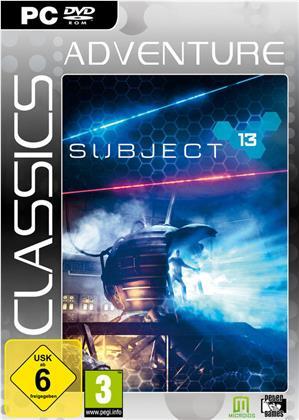 Classics Adventure - Subject 13