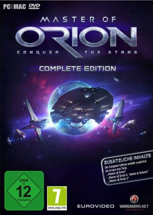 Master of Orion - Complete Edition (Complete Edition)