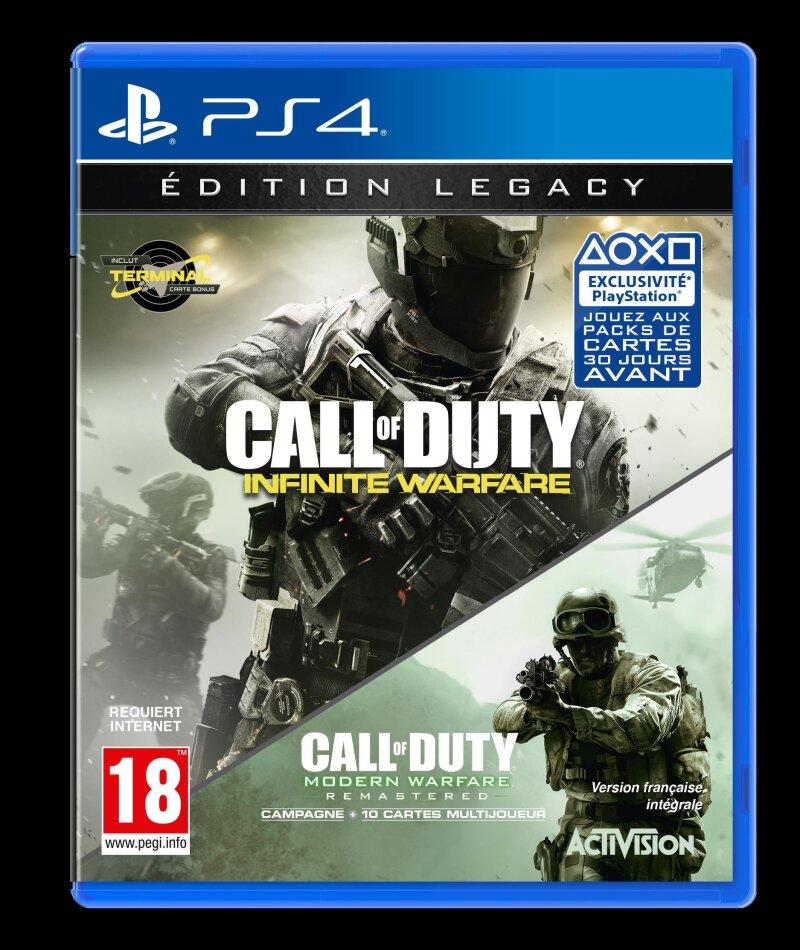 Call of Duty : Infinite Warfare (Legacy Edition)
