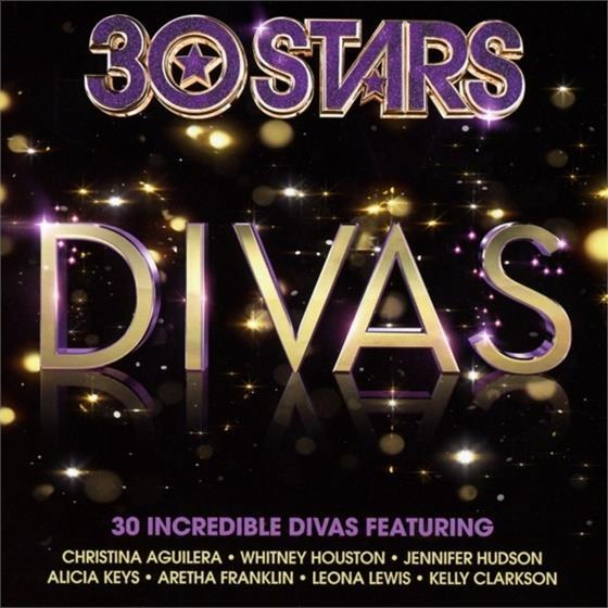 30 Stars: Divas (2 CDs)
