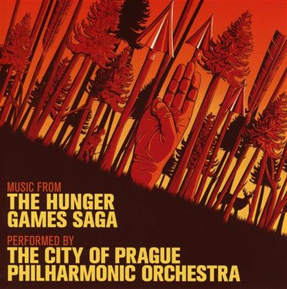 City Of Prague Philharmonic Orchestra - Music From The Hunger Games Saga
