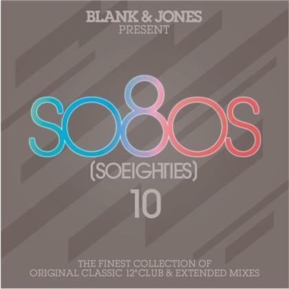 Blank & Jones - Present So8os 10 (3 CDs)