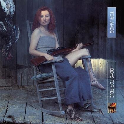 Tori Amos - Boys For Pele - Re-Release (Remastered, 2 LPs)