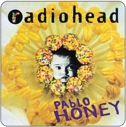 Radiohead - Pablo Honey (XL Recordings, Reissue, LP)