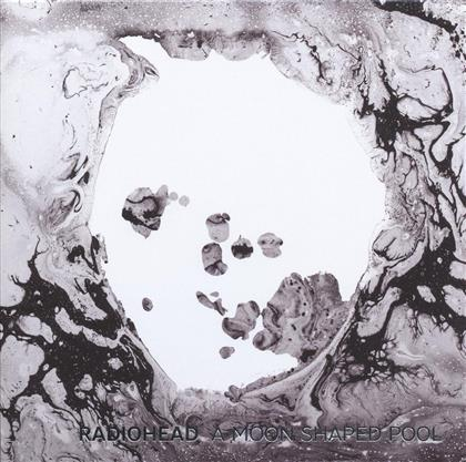 Radiohead - A Moon Shaped Pool (2 LPs + Digital Copy)