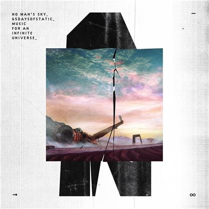 65daysofstatic - No Man's Sky: Music For An Infinite Universe (2 CDs)